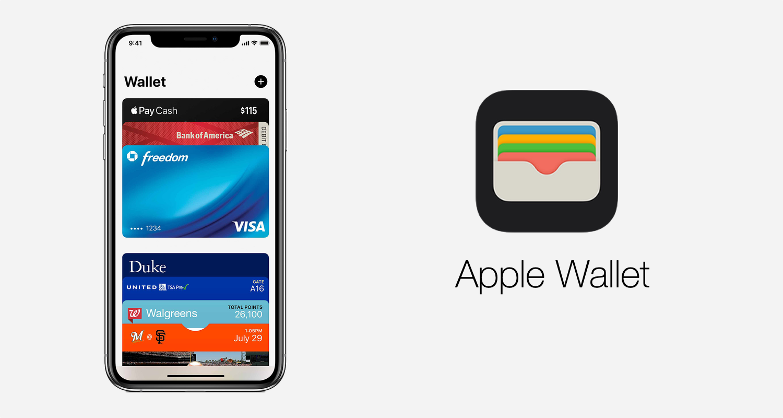 Ajouter ses cartes de fidélité à Apple Wallet
