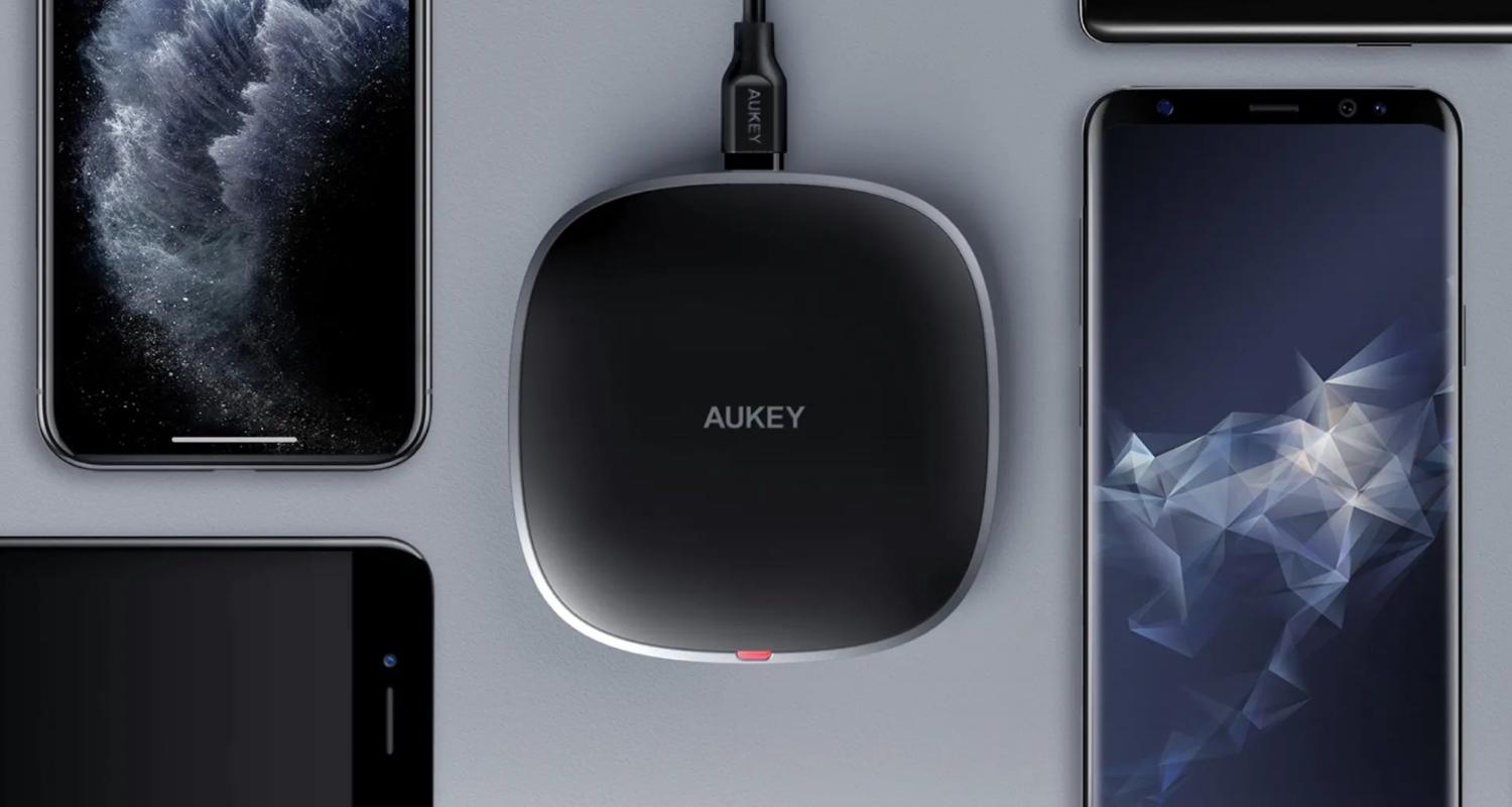 Aukey et la recharge sans fil par induction