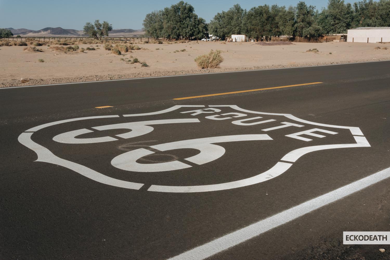 Road Trip dans l'Ouest Américain – Partie 2 : sur la Route 66