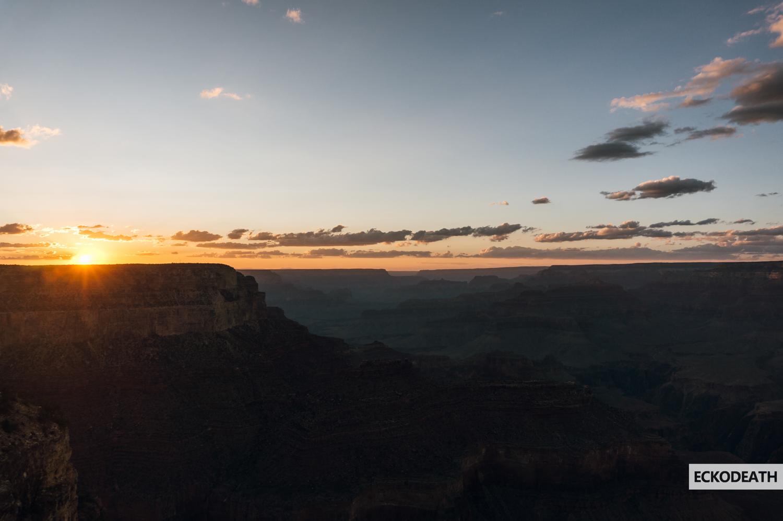 Road Trip dans l'Ouest Américain – Partie 3 : Grand Canyon