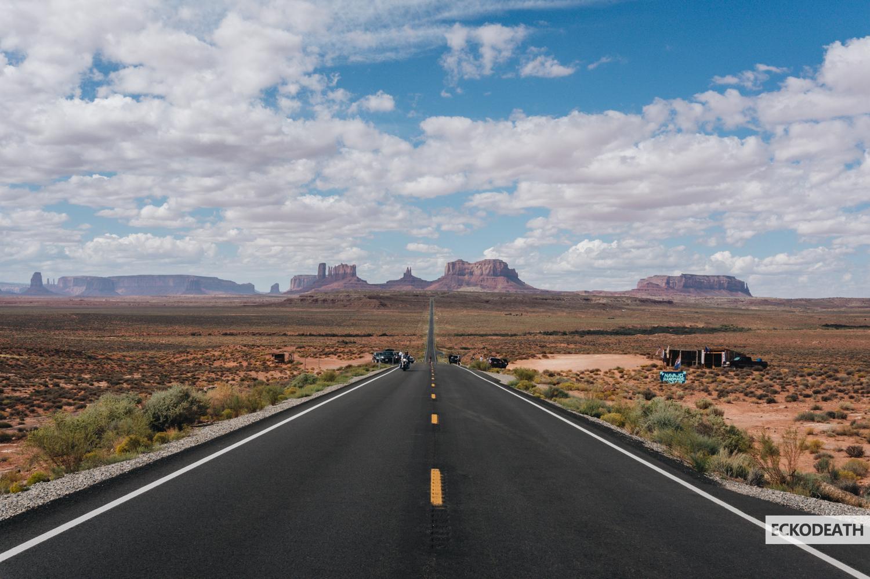 Road Trip dans l'Ouest Américain – Partie 4 : Monument Valley