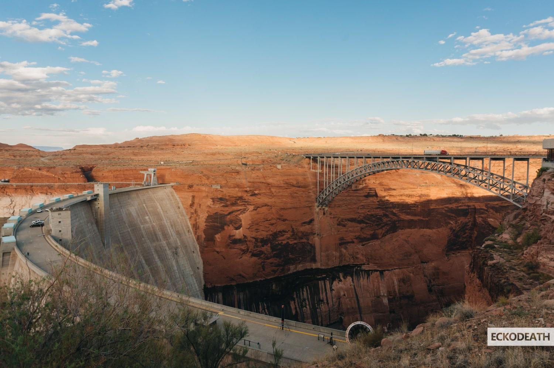 Road Trip dans l'Ouest Américain – Partie 5 : Page et ses environs