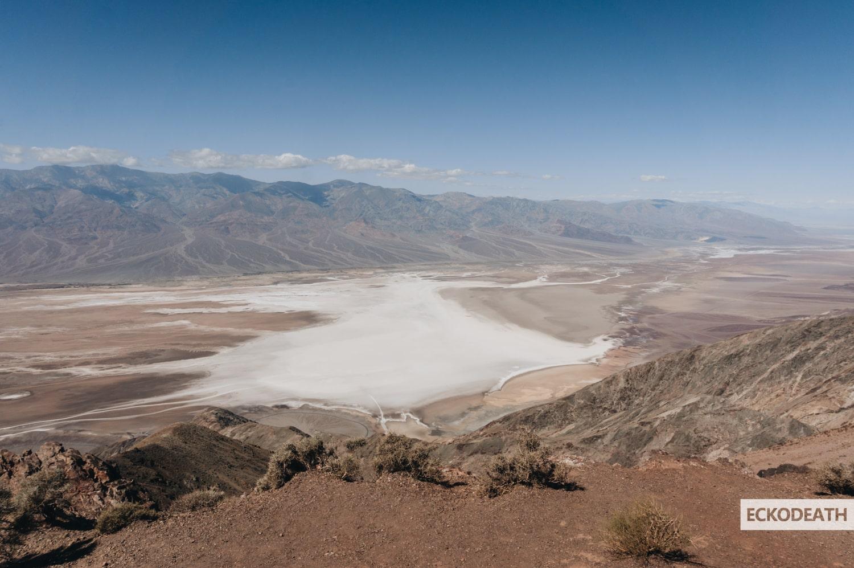 Road Trip dans l'Ouest Américain – Partie 9 : Death Valley